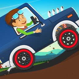 Racing for kids - cars & games