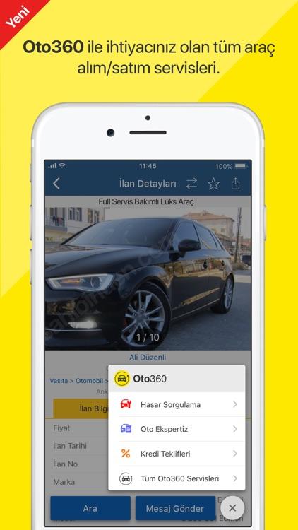 sahibinden.com: Al,Sat,Kirala screenshot-0