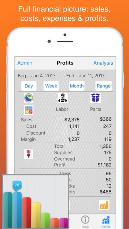 Plumbing Invoices & Estimates screenshot-3