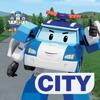 Robocar Poli 游戏汽车拼图卡车之家救援机器人