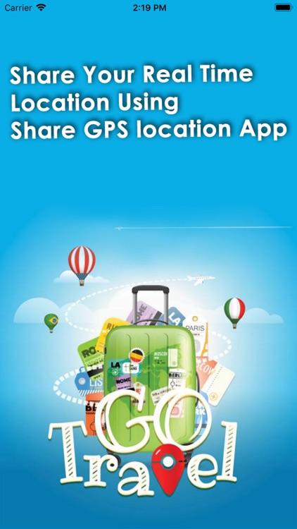 Share Location & GPS Tracker