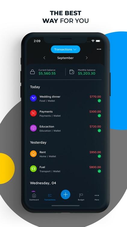Mobills - Budget Planner screenshot-3