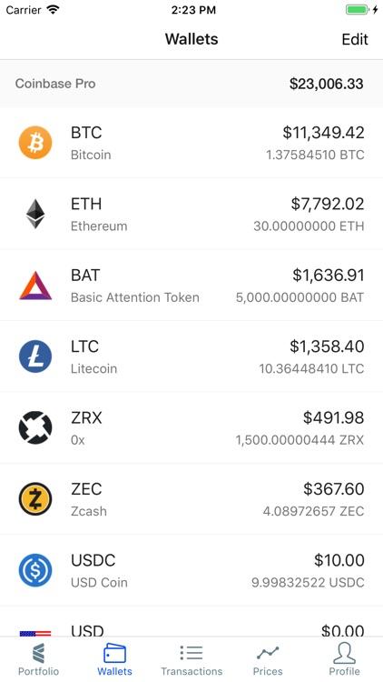 CoinTracker – Crypto Portfolio screenshot-3
