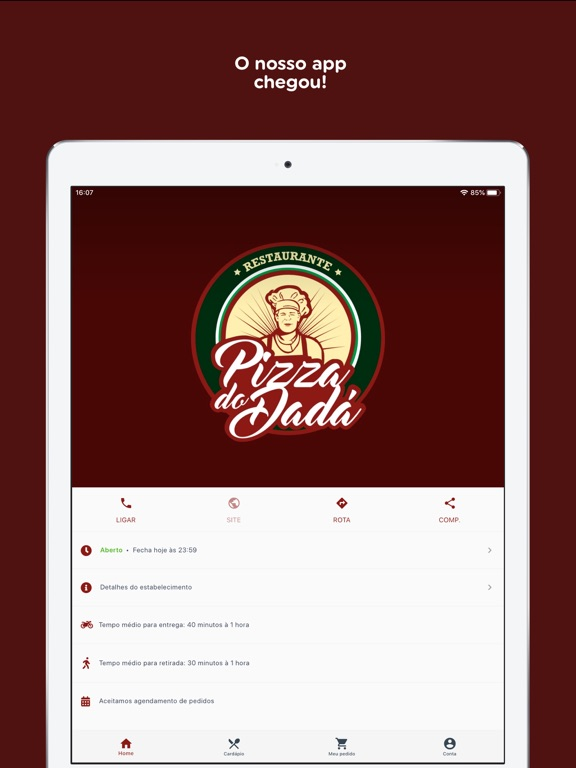 Pizza do Dadá screenshot 7