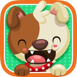 Spot That Animal - a game where toddlers catch cute animals