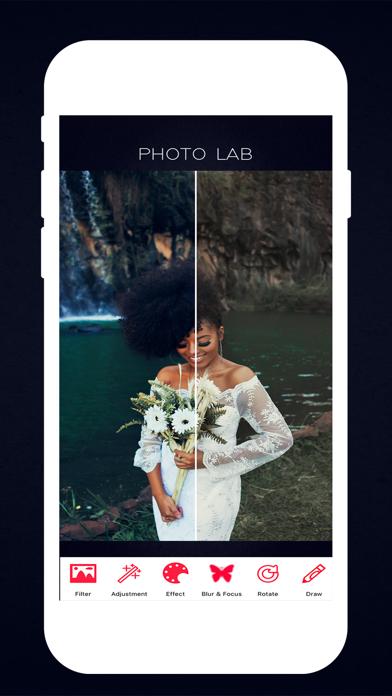 PhotoLab Grid & Photo Editor screenshot 2