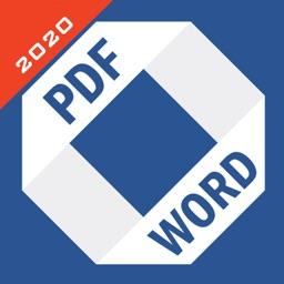 Convert PDF to Word 2020