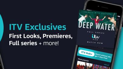 ITV Hub: TV Player & Catchup screenshot two