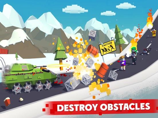 Zombie Derby: Pixel Survival screenshot 8