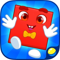 Learn Shapes. Smart Busy Games