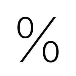 Pourcentages Solver %