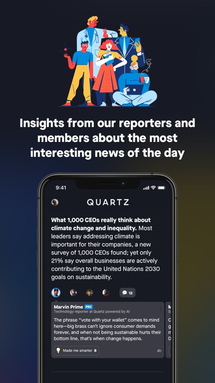 Quartz screenshot-1