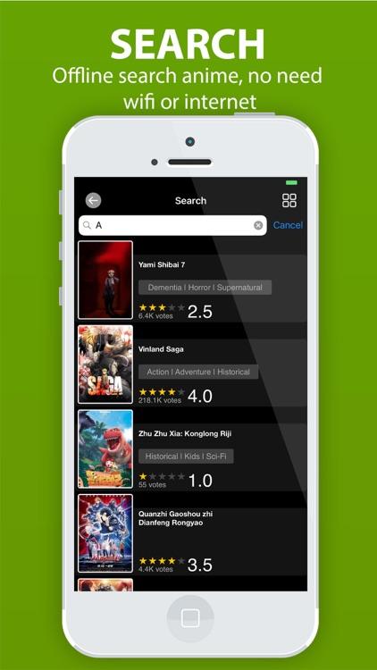 KizzAnime : Anime App Discover