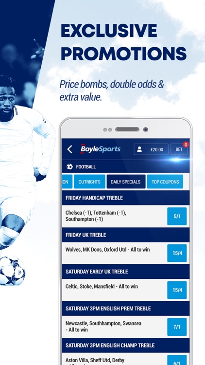 BoyleSports Sports Betting screenshot-5