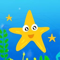 海底世界-Starfish Emoji