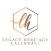 Legacy Heritage Calendars