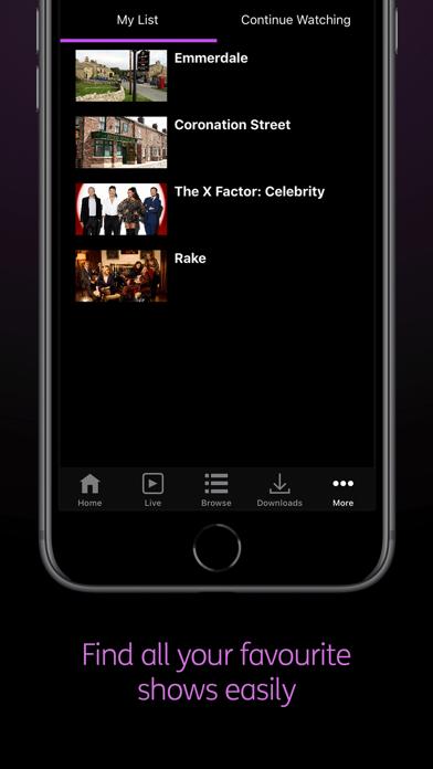 STV Player screenshot four
