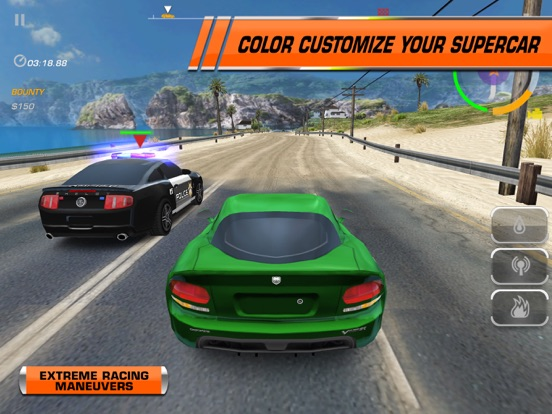 Need for Speed™ Hot Pursuit - Screenshot 2