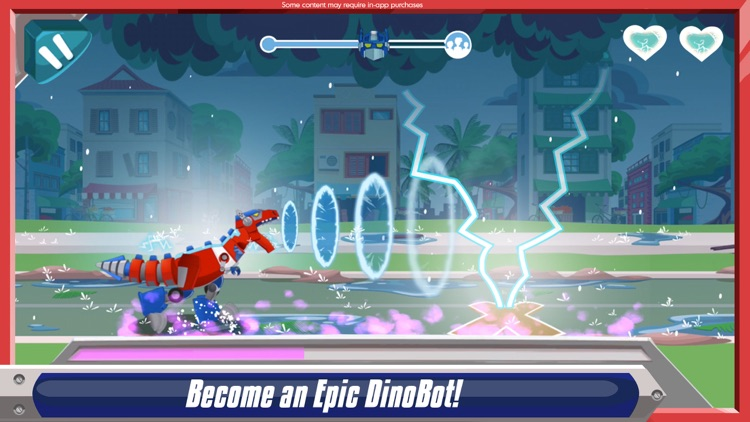 Transformers Rescue Bots: Dash screenshot-2