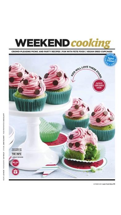 Super Food Ideas review screenshots