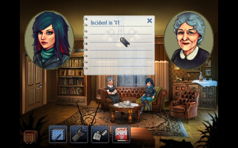 Kathy Rain A Detective is Born screenshot 2
