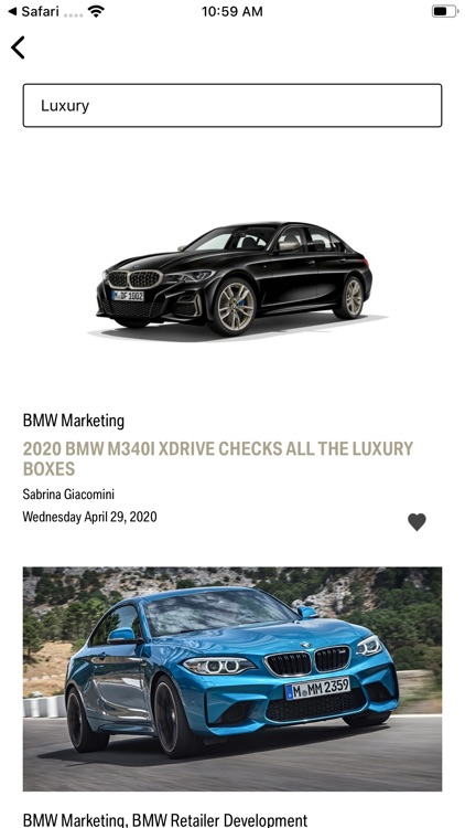 BMW Canada Retailer Direct screenshot-9