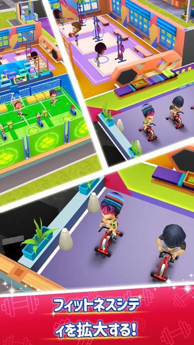 My Gym:フィットネススタジオマネージャー ゲームのスクリーンショット3