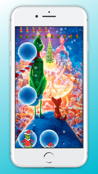 Save Christmas from Grinch Screenshot on iOS