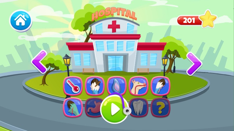 Fashion Rainbow Horse Doctor screenshot-4
