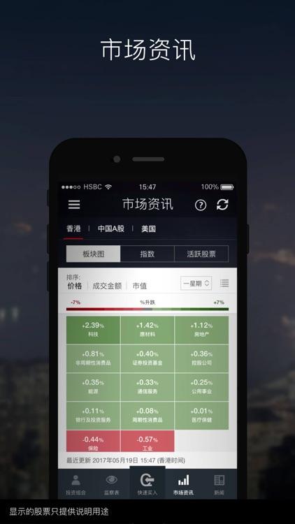 香港汇丰投资全速易