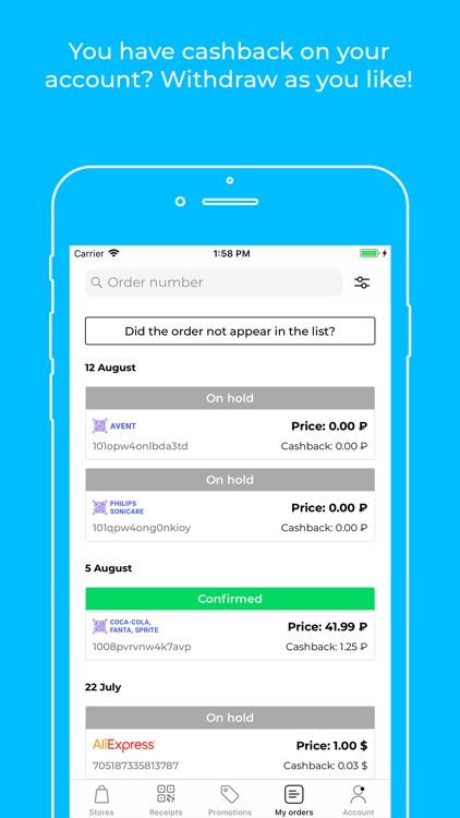 Backit cashback screenshot-4