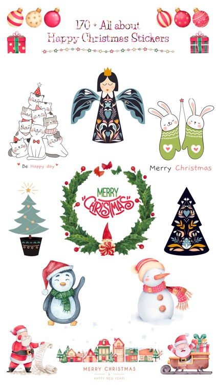170+ All about Happy Christmas