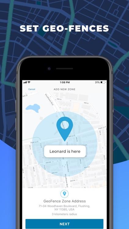 mSpy Lite Phone Family Tracker