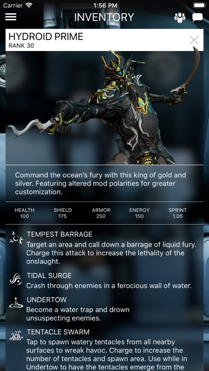 Warframe screenshot-2