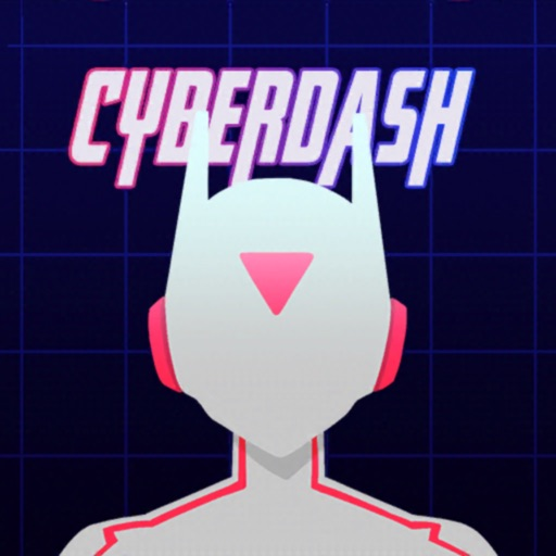 Cyber Dash Game
