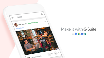 Screenshot for Google+ for G Suite in Australia App Store