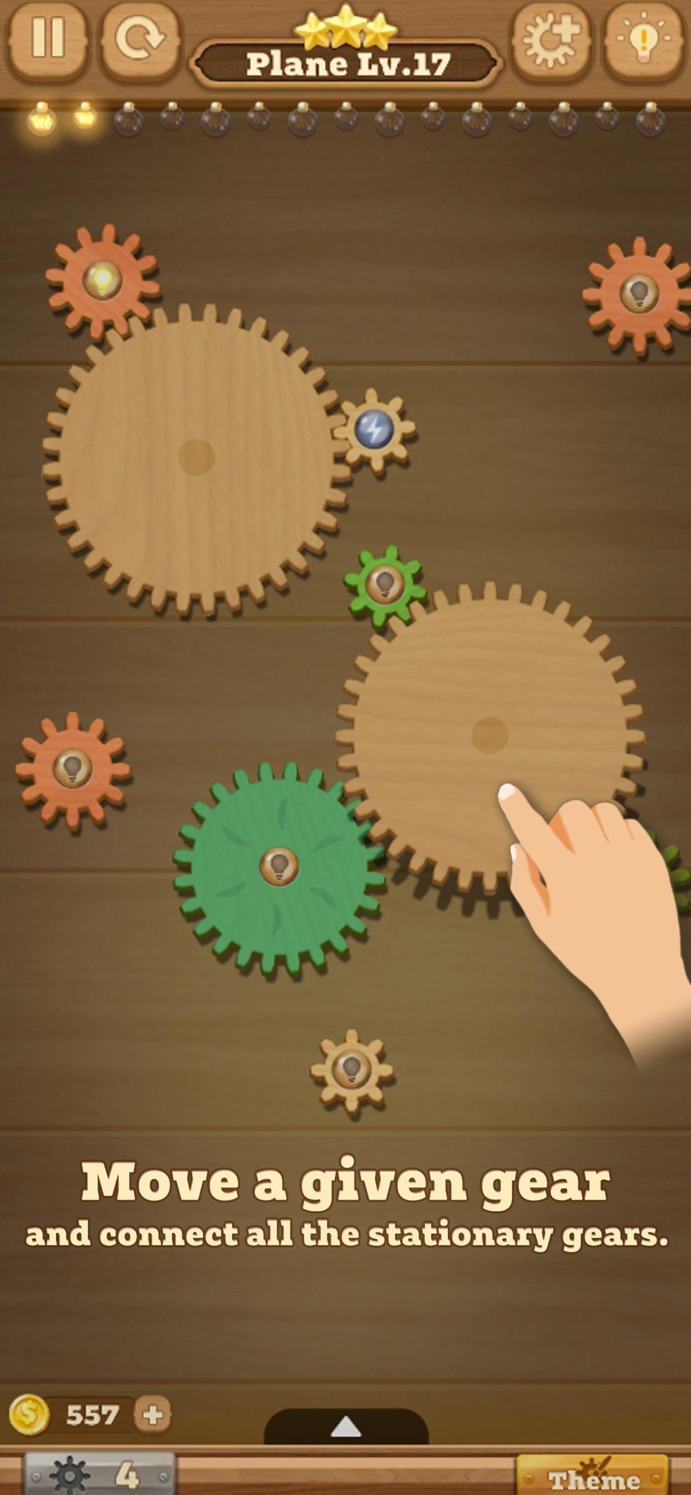 Fix it: Gear Puzzle Cheat Codes