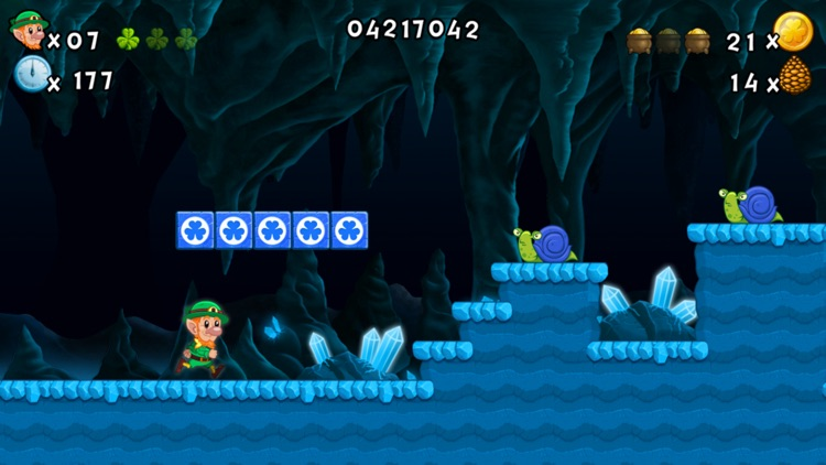 Lep's World 2 - Running Games screenshot-1