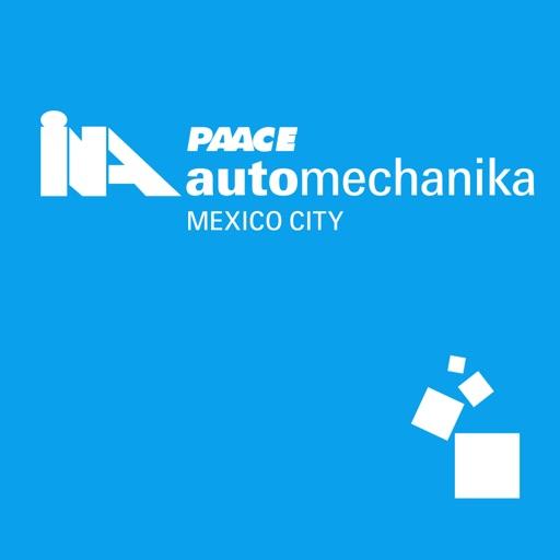 INA PAACE Automechanika Mexico icon
