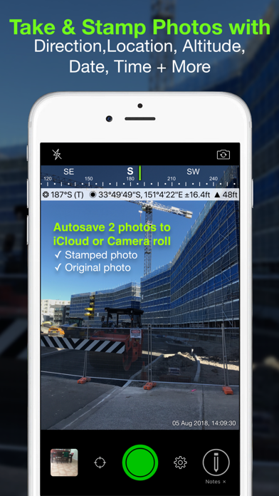 download Solocator - GPS Field Camera apps 4