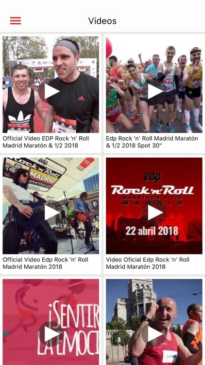 EDP Rock n Roll Madrid Maratón screenshot-4