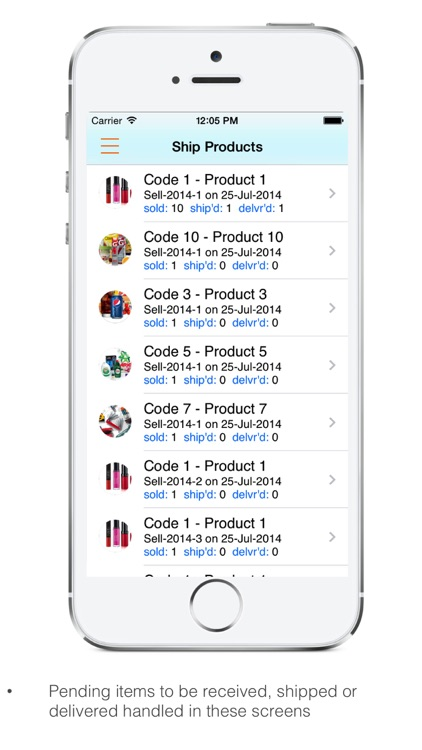 Goods Inventory Pro Retailer screenshot-2