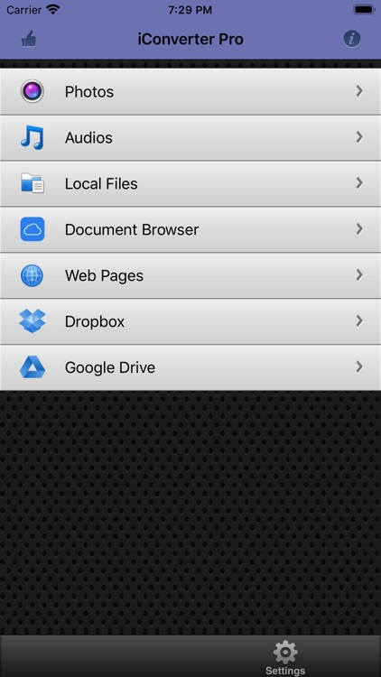 iConverter - Convert Files