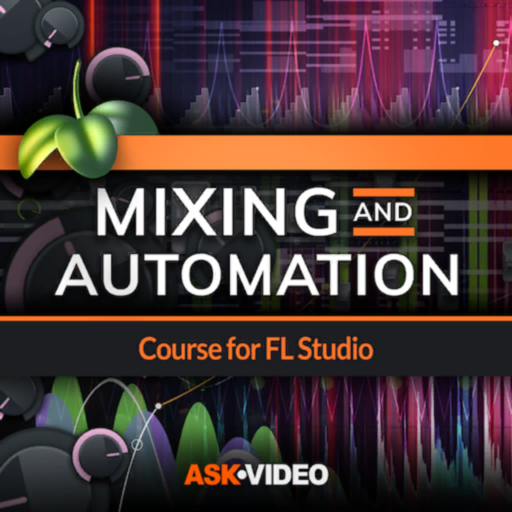 Mix & Automation Course By AV