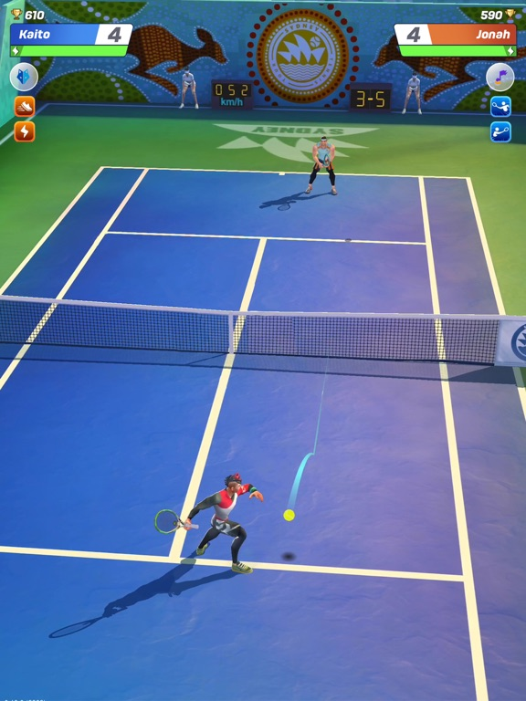 Tennis Clash: Fun Sports Games screenshot 6