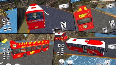 未舗装道路 ツーリスト バス シム 2018年のおすすめ画像3
