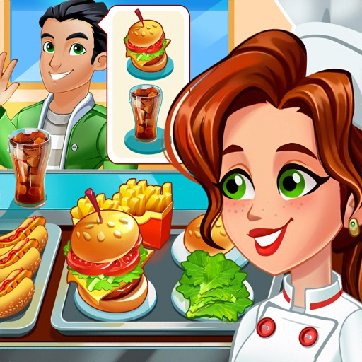 Cooking Empire 2020 in Kitchen icon