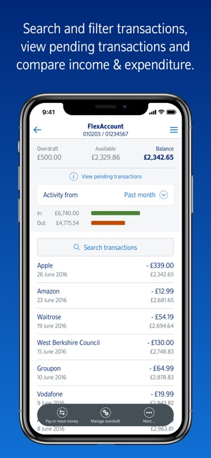 Nationwide Mobile Banking on the App Store