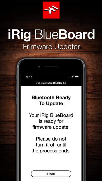 iRig BlueBoard Updater screenshot 3