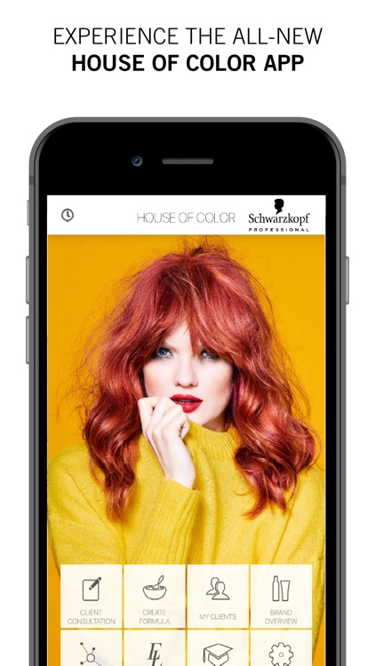 House of Color by Schwarzkopf